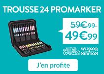Trousse 24 Promarker