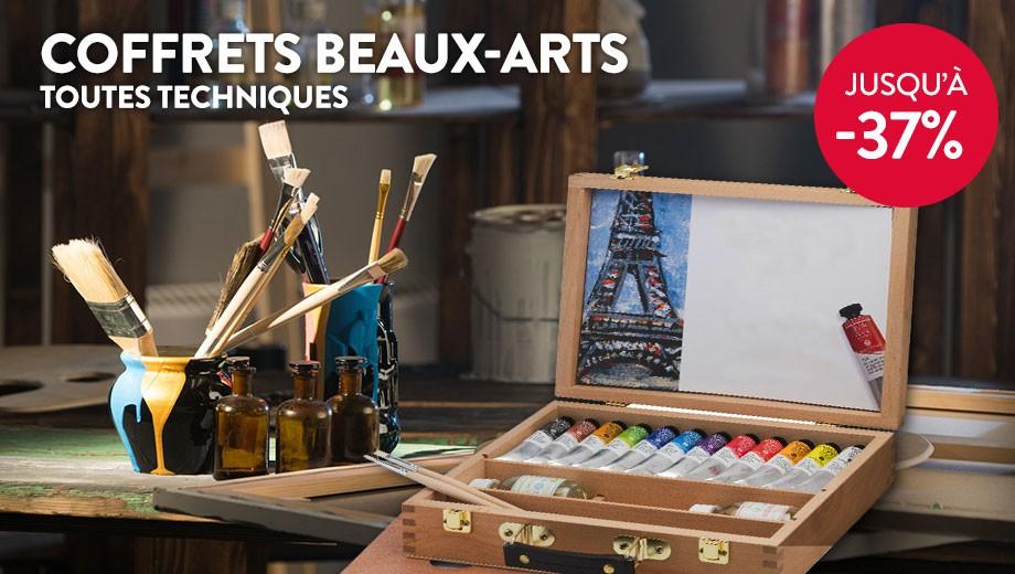 Coffrets Beaux-Arts