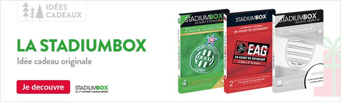 Coffrets Stadiumbox