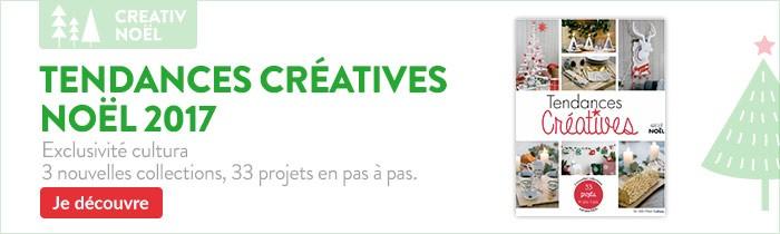 Tendances créatives Noël 2017