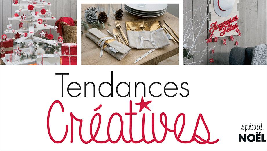 Tendances créatives
