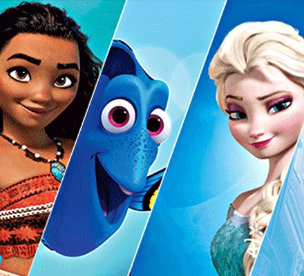 Vidéos Disney