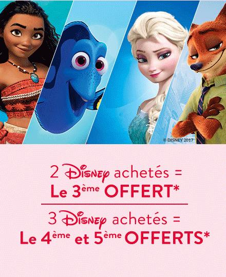 cadeau Offre Disney