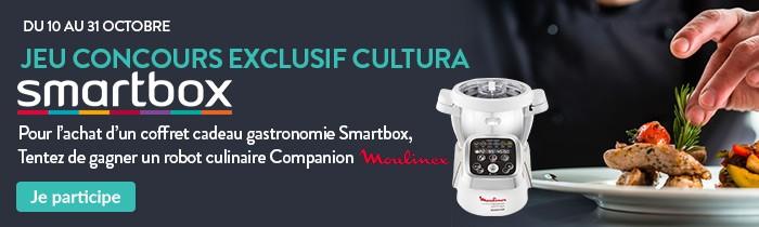 Jeu concours Smartbox - Moulinex