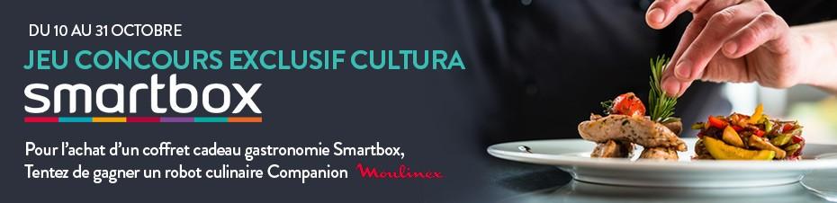 Jeu concours exclusif Cultura