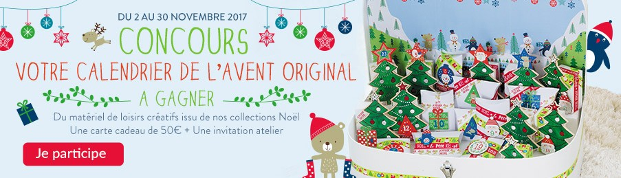 Concours calendriers