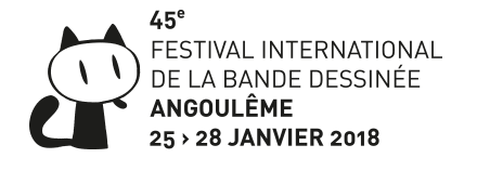 45ème festival d'Angouleme
