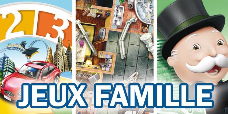 Jeux famille