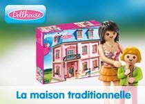 Playmobil DollHouse La Maison Traditionnelle