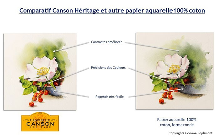 Canson héritage