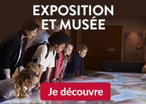 Billetterie Exposition Musée
