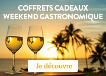 coffret weekend gastronomique
