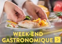week end gastronomique
