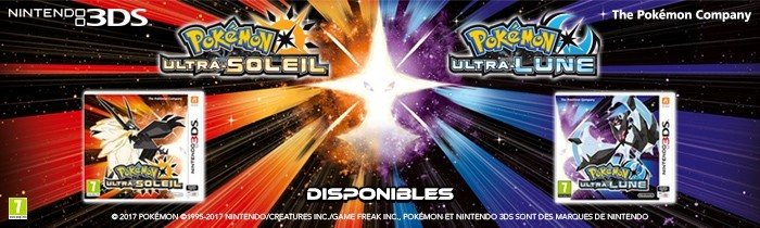 Pokémon Ultra Lune & Soleil