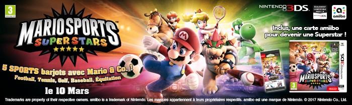 Mario Sport Superstar
