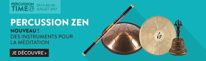Percussion zen et méditation