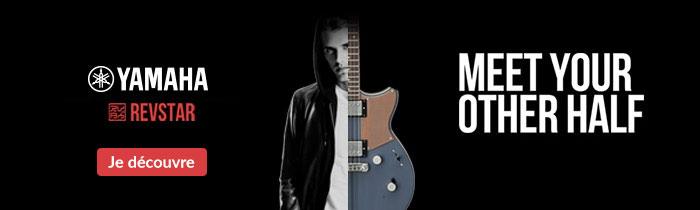 Yamaha guitares électriques Revstar