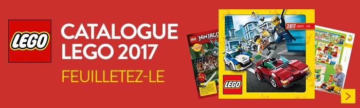 Catalogue Lego 2017