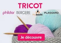 rentrée créative : nouveautés tricot bergère de france phildar plassard