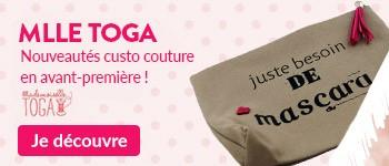 mademoiselle toga couture custo