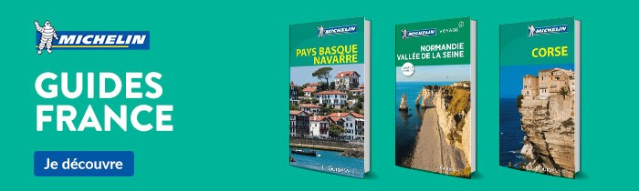 Guide france michelin
