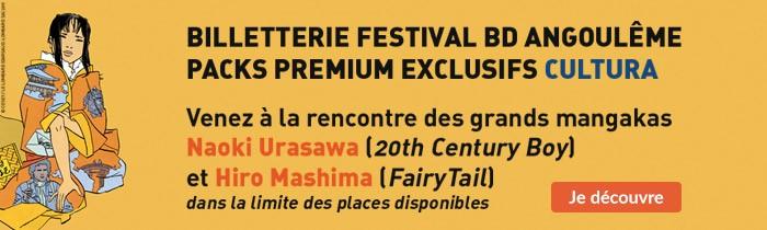 Billetterie Festival d'Angoulême