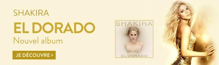 Shakira eldorado