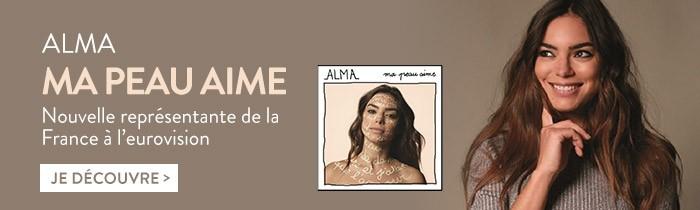 Alma - Ma peau aime
