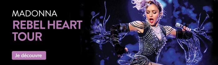 Madonna - Rebel Heart Tour