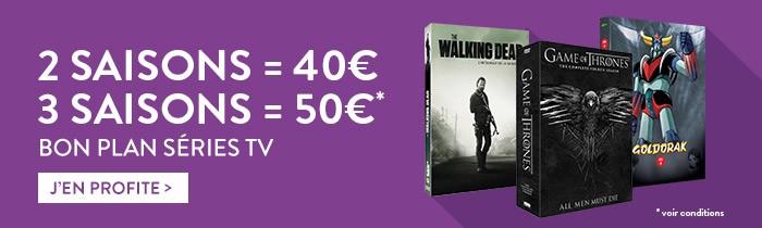2 saisons = 40 € / 3 saisons = 50 €