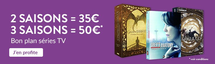 2 saisons = 35€ / 3 saisons = 50€