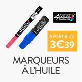 Marqueurs à l'huile pebeo 4 artist à partir de 3.39€