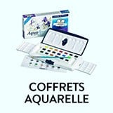 coffrets aquarelle