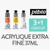 Acrylique extra fine 37 ml pebeo
