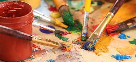 Peindre à la gouache