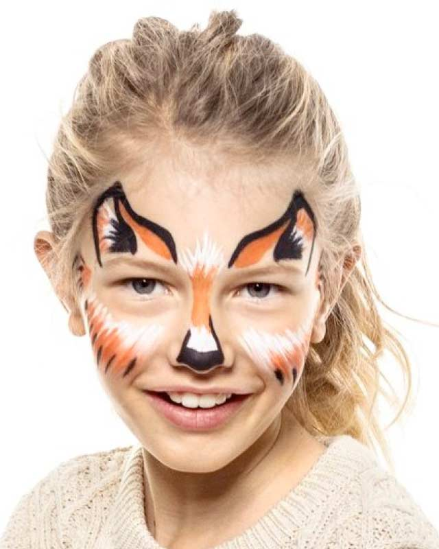 Maquillage Fox Snazaroo