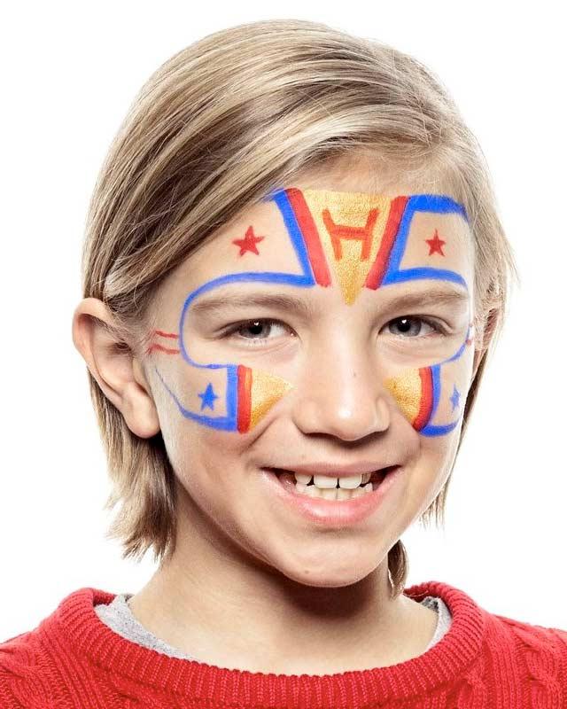 Maquillage Super-héro Snazaroo