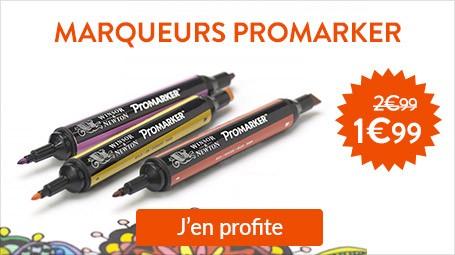 Marqueurs Promarker