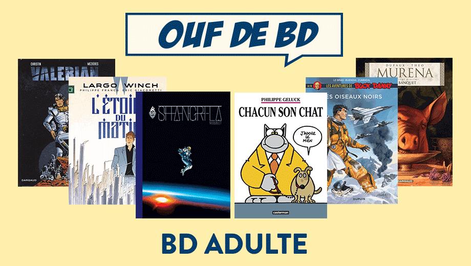 BD Adultes