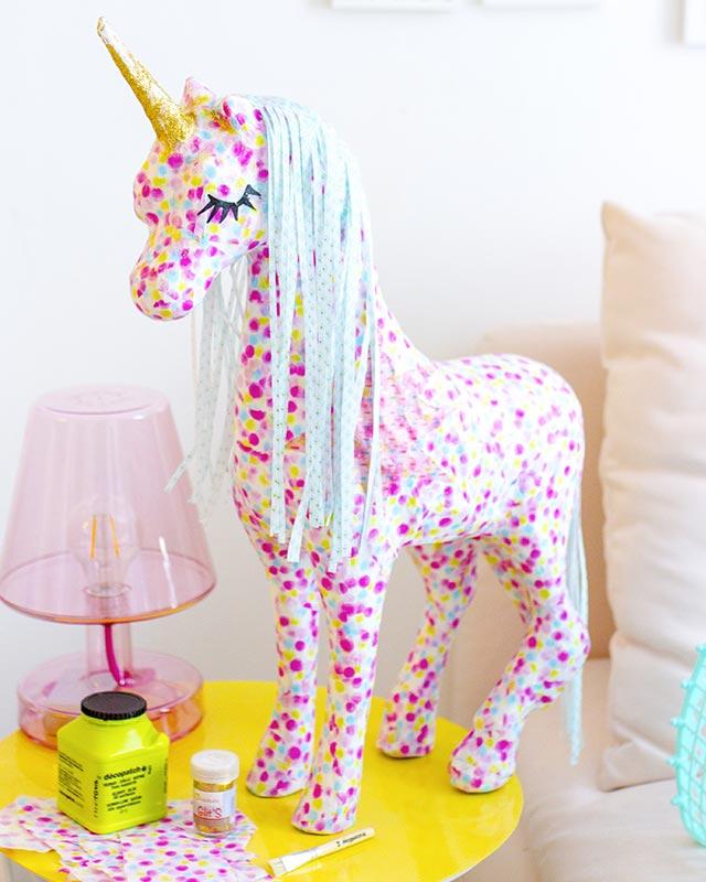 Licorne enchantée