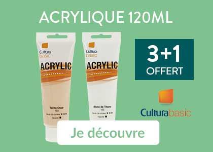 Acrylique 120ml