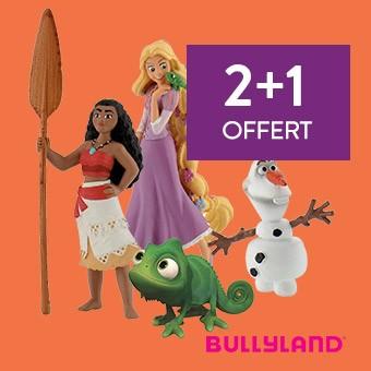 Promo figurines BULLYLAND