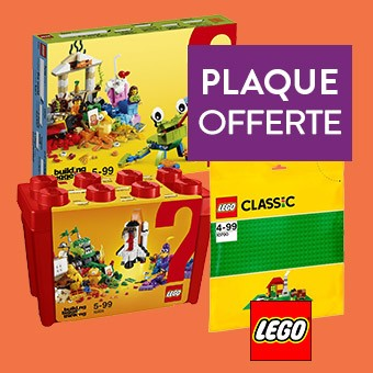 Promo LEGO CLASSIC
