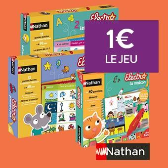 Promo Petit electro Nathan