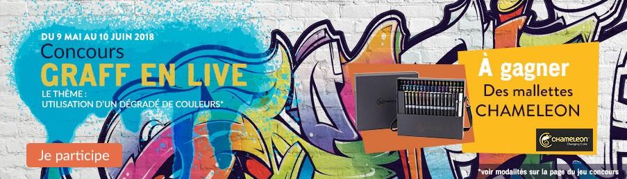 Concours Graff en live