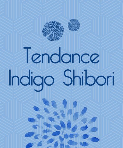 Tendance indigo