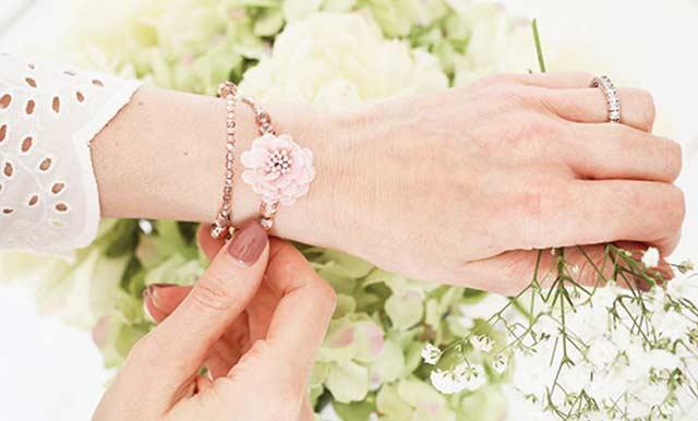 Bracelet de la mariée
