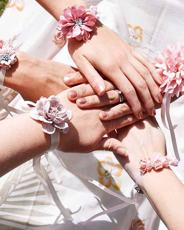 Bracelets pour demoiselles d&#039honneur
