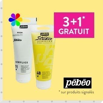 Promotion Acrylique Studio Pebeo