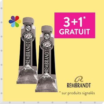 Promotion Huile Rembrandt